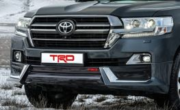 Toyota Land Cruiser 200