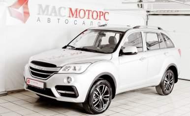 Lifan X60 NEW Серый металлик