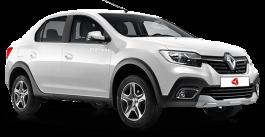 Renault Logan Stepway - изображение №1