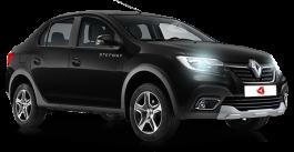 Renault Logan Stepway - изображение №2